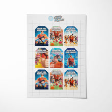 Load image into Gallery viewer, Wreck-It Ralph Thank You Tags - 2