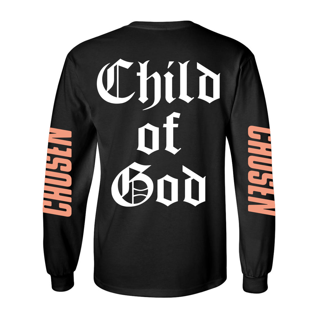 Chosen Child of God Long Sleeve