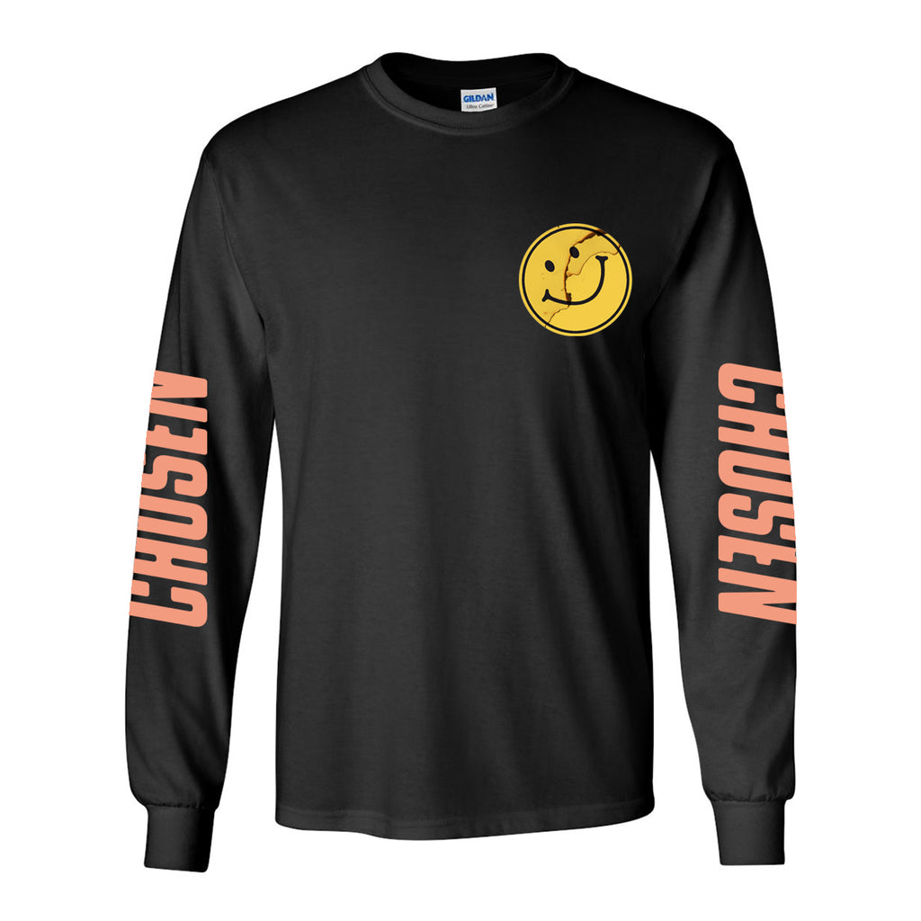 Chosen Child of God Long Sleeve (Black)