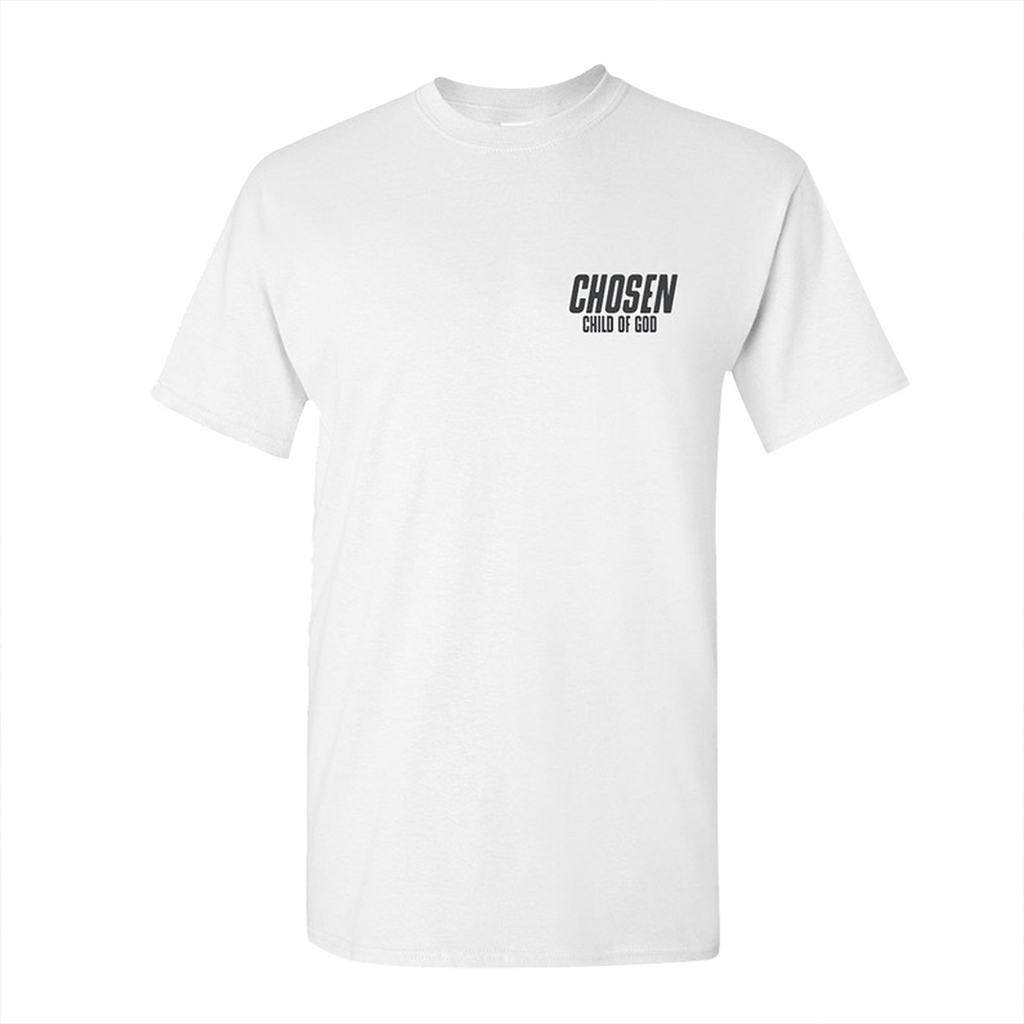 Chosen Cross Tee (White)