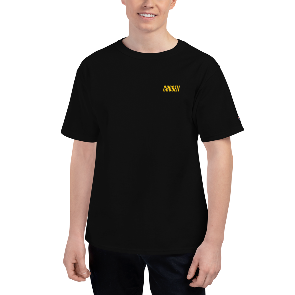 Chosen Champion T-Shirt (Black)