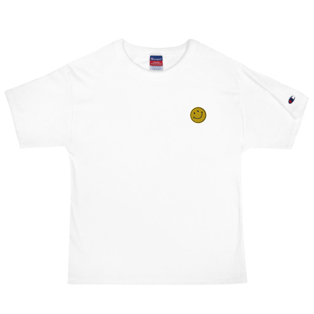 Chosen Smiley T-Shirt White - Champion