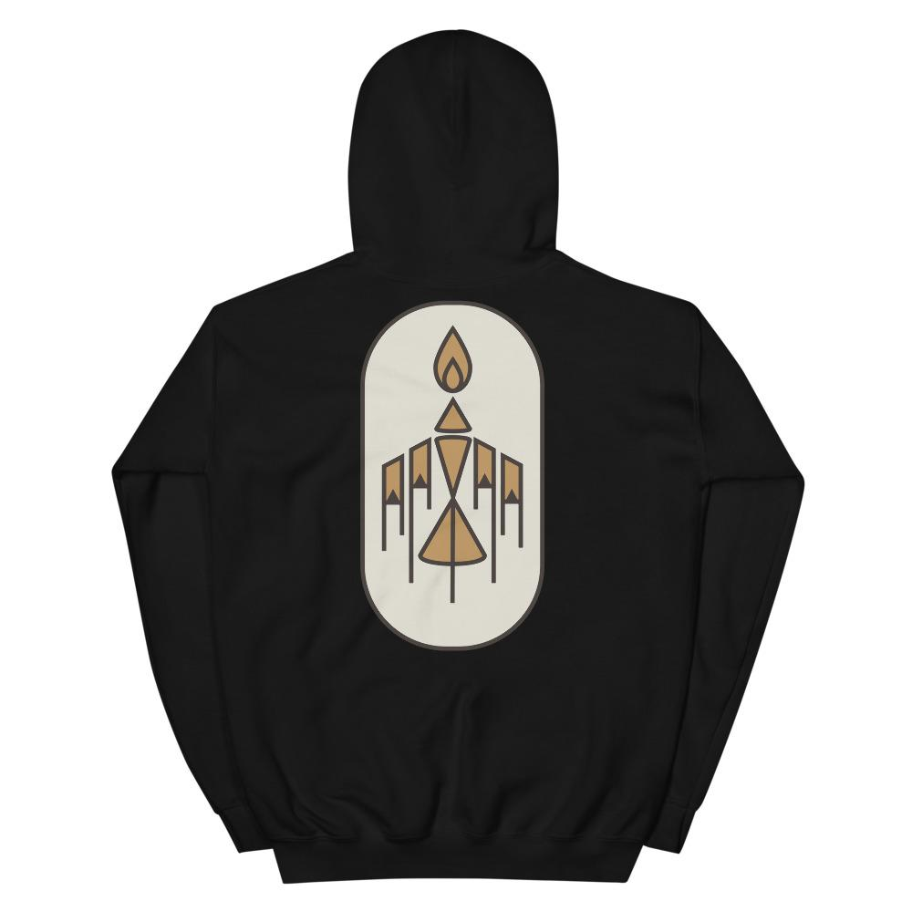 Together In Spirit Hoodie (Black)