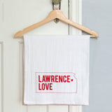 Lawrence Love Flour Sack Tea Towel (#387) - Lawrence Love