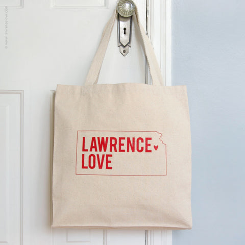 Lawrence Love Tote (#426) - Lawrence Love