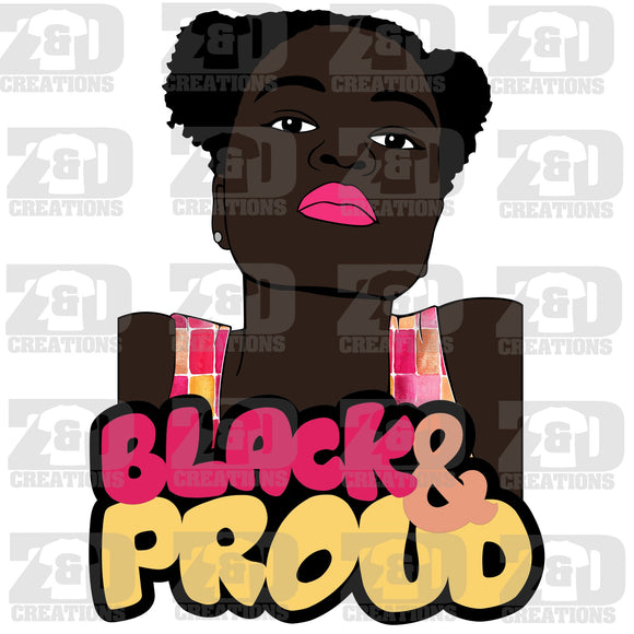Black & Proud DIGITAL FILE