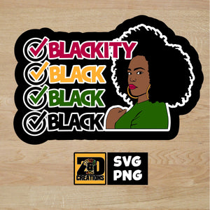 Blackity DIGITAL FILE