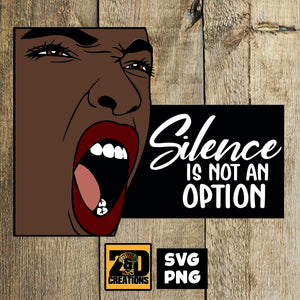 SIlence is not an Option DIGITAL FILE