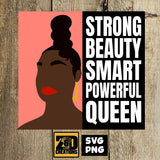 Strong Beauty DIGITAL FILE