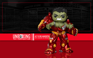 Monster Store presente en la Unboxing Toy Convention