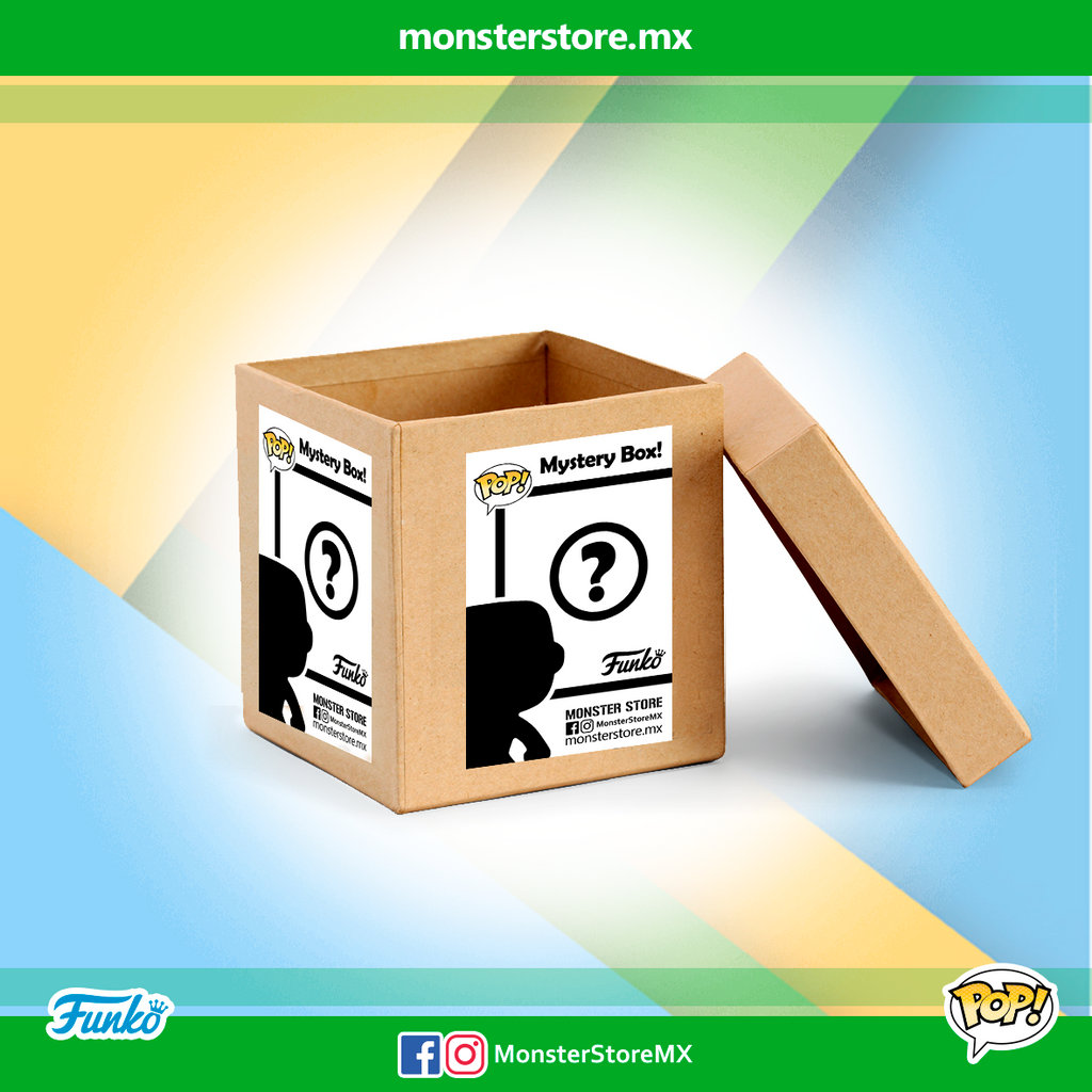 Funko Pop! - Mystery Box Exclusive