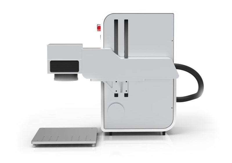 Bodor BML-FS Fiber Laser Marking Machine Side View