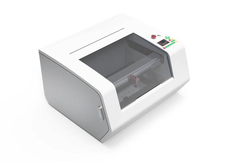 Bodor BCL-MU Mini CO₂ Laser Engraver from above