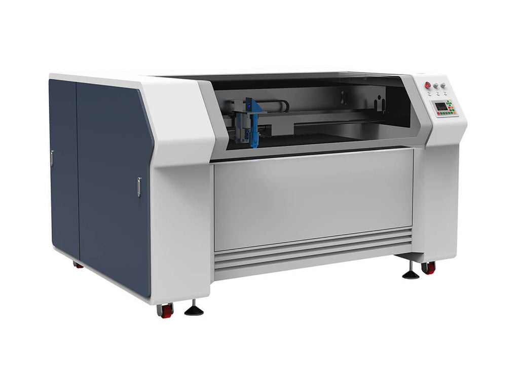Bodor BCL-XM CO₂ Laser Engraver & Cutter for Metal frontal view