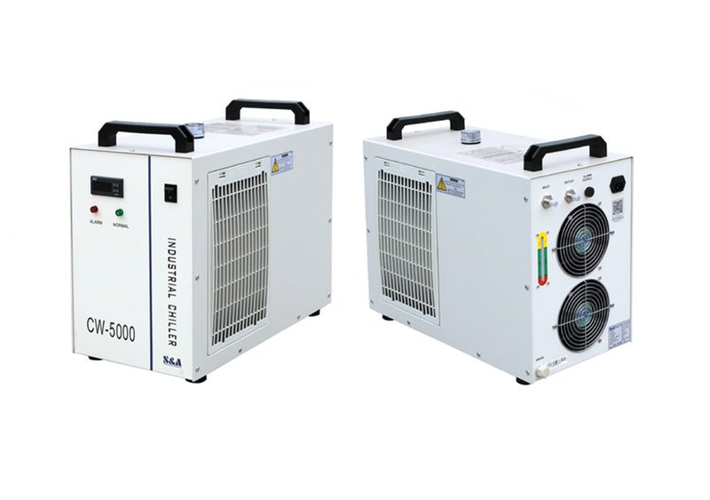 S&A CW-5300 Industrial Water Chiller