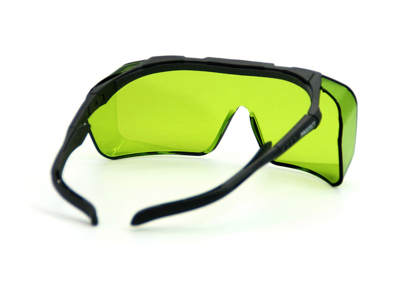 Ontor laser protection eyewear rear