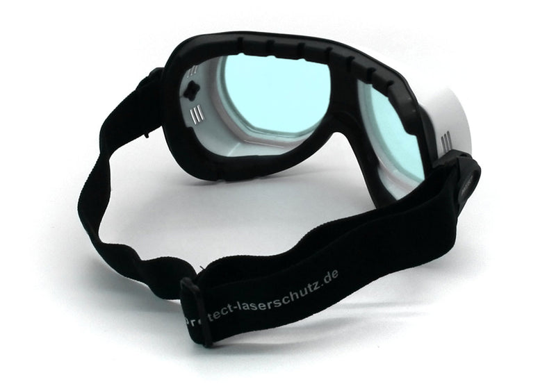 Spector laser protection eyewear rear