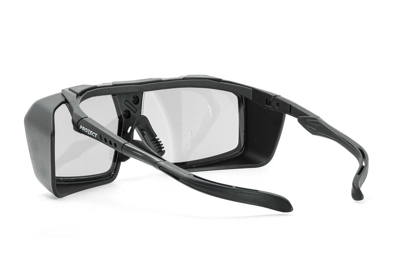 Starlight laser protection eyewear rear