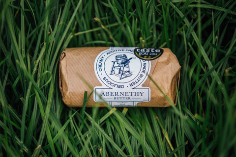 Abernethy Butter - 125g plain roll