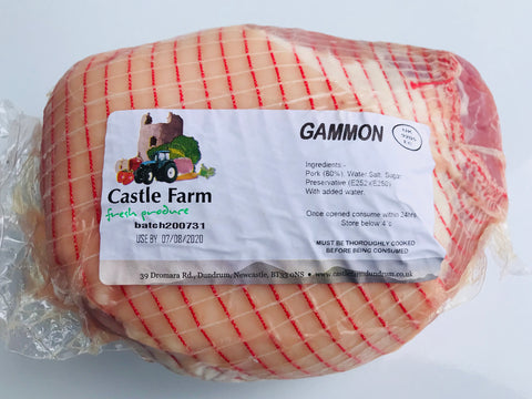 2kg Gammon Joint
