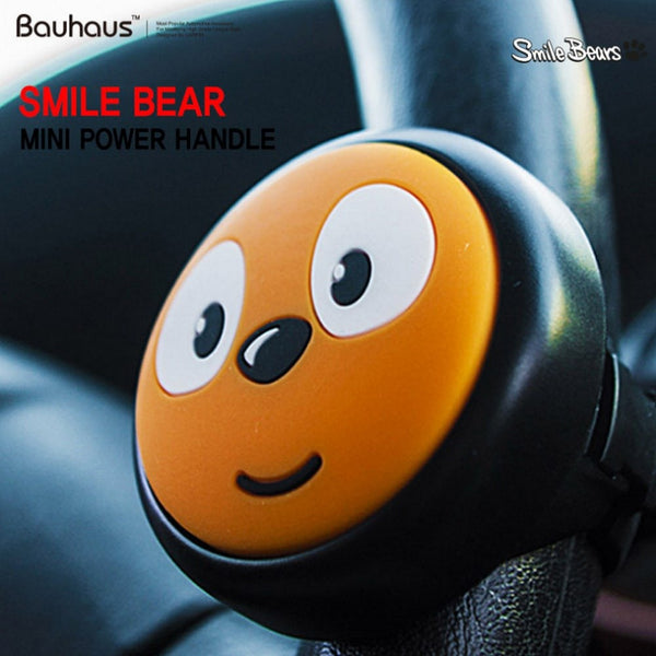 Colourful 360 Steering Wheel Knob Ball Booster Auto Car Styling Handle Control Strengthener Auto Spinner Universal Safe Ball