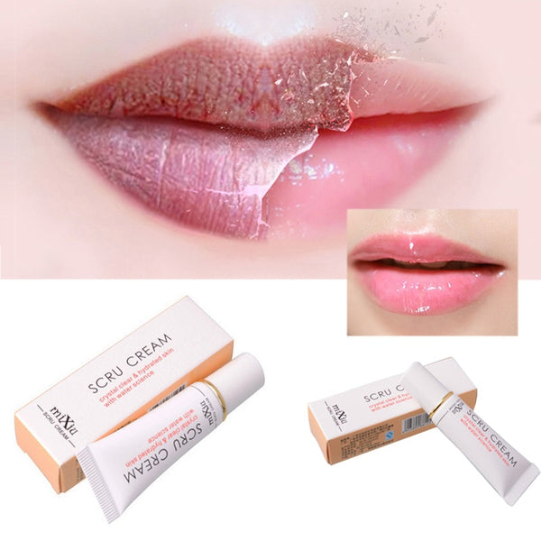 2PCS Propolis Lip Remove Dead Skin Gel Lip Scrub Repair Lip Plumper Moisturizing Anti-Drying Full Lip Exfoliating Scrubs Lipcare
