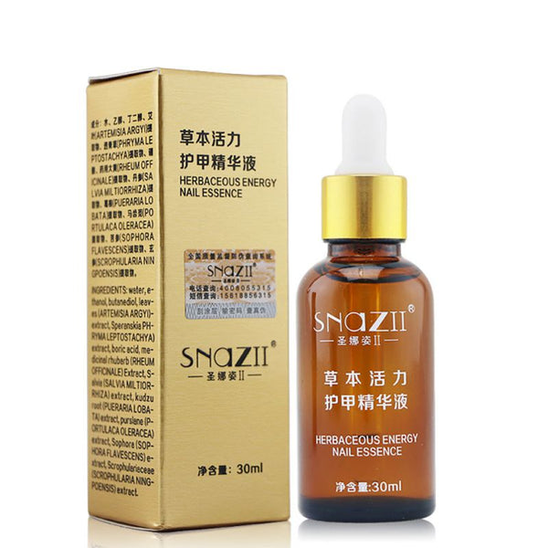 30ml Fungal Nail Treatment Essence Nail and Foot Whitening for Cuticle Oil Toe Nail