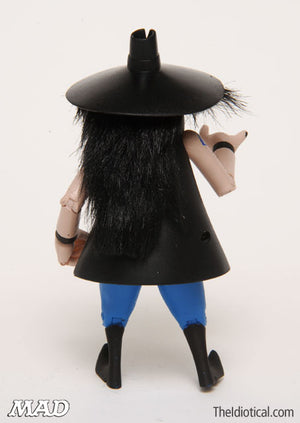 Abe Lincoln Jr. vs. Mad Magazine Spy Vs. Spy Custom Toy