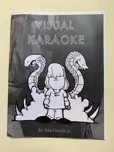 Visual Karaoke Zine