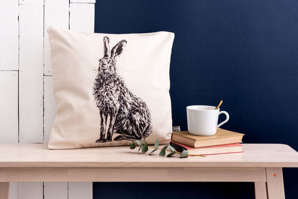 Henry Hare Cushion