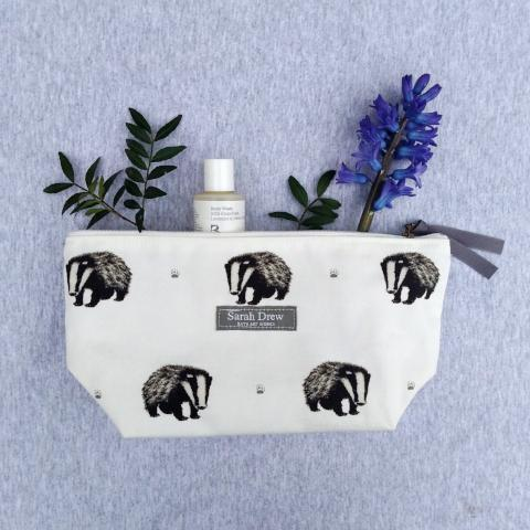 Boris Badger Washbag