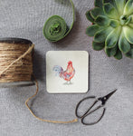 Cockerel Coasters