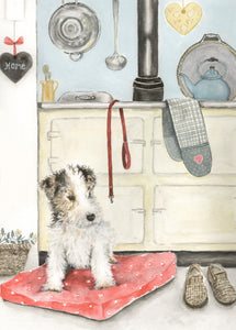 Archie Greeting Card