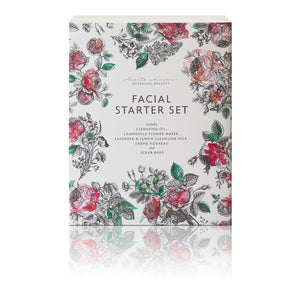 Facial Starter Set - Our Basic Five
