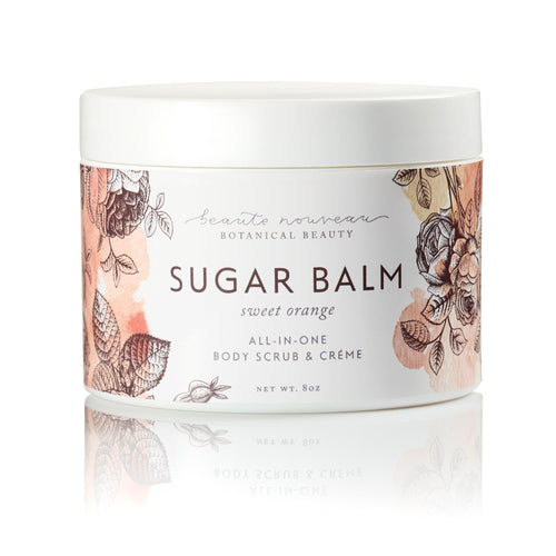 Sweet Orange Sugar Balm