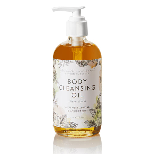 Citron Dream Body Oil
