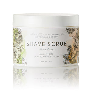 Citron Dream Shave Scrub