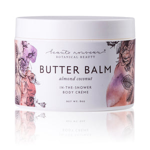 Almond Coconut Butter Balm