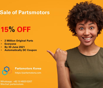 15% sales of Partsmotors by 30 June 2021