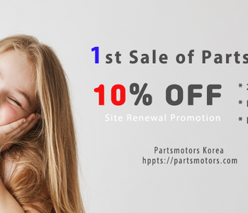 Partsmotors 1st Promotion