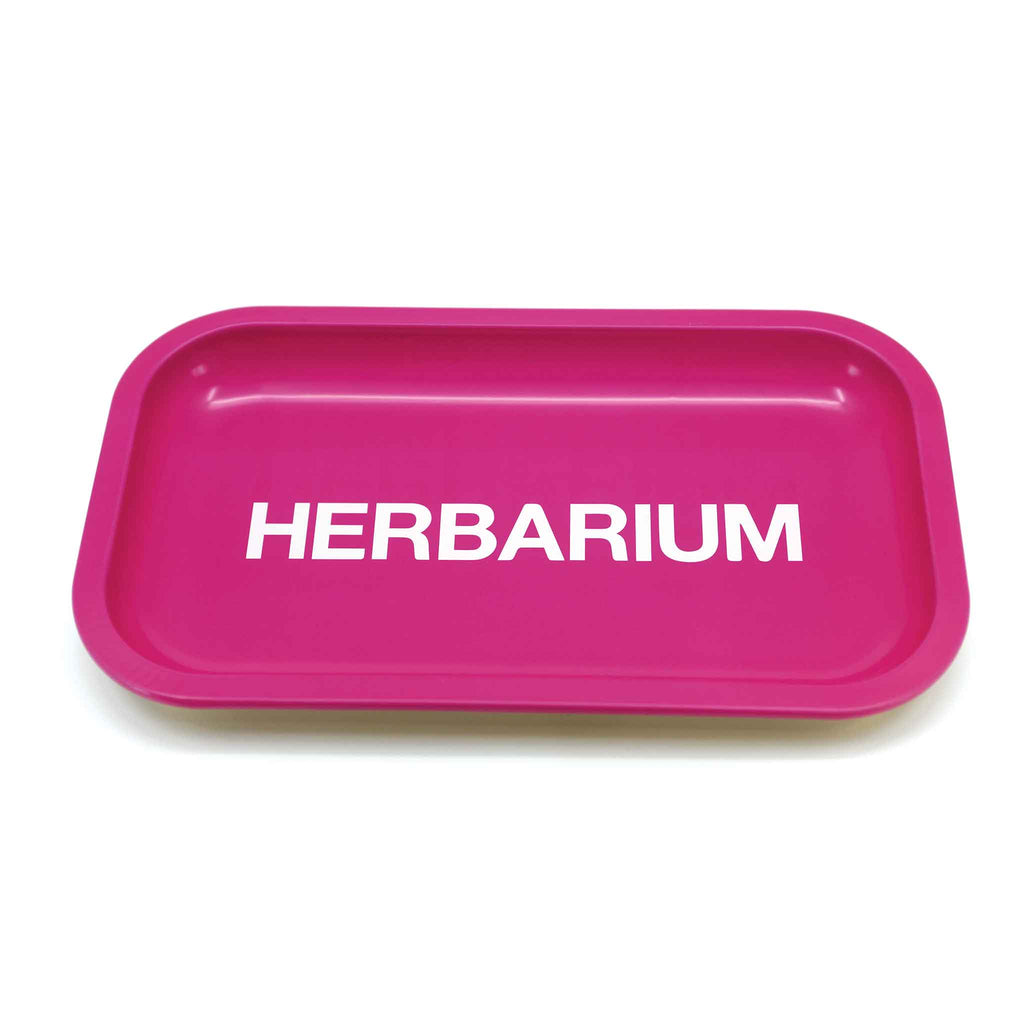 Neon Pink Rolling Tray