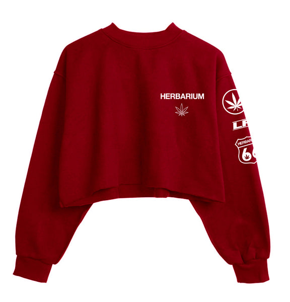 HERBARIUM Crew Sweater