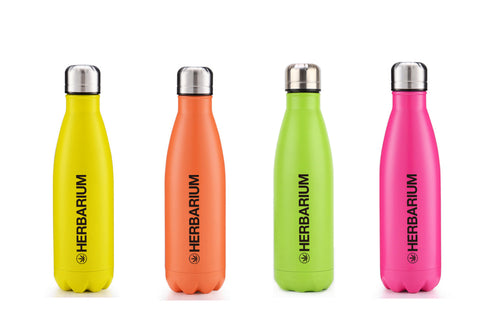Herbarium Water Bottles