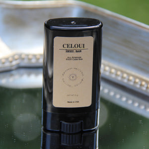 CELOUI Heel Bar - Equilibrium Skincare Simple Steps