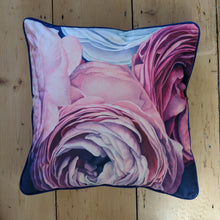 """In Your Name"" - 45cm Velvet Cushion"
