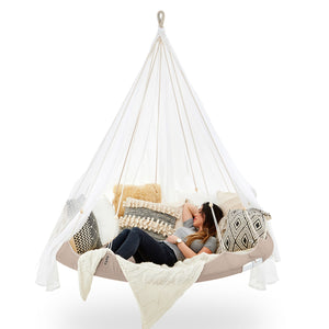 1.5m Nomad Hanging Daybed (Medium)