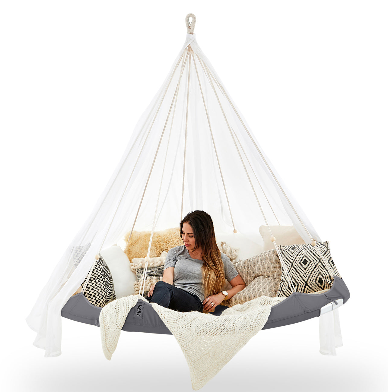 1.8m Nester Hanging Daybed (Large)