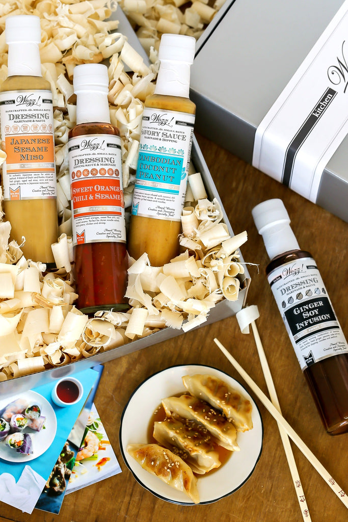 Asian Sauces Gift Set | Wozz! Kitchen Creations
