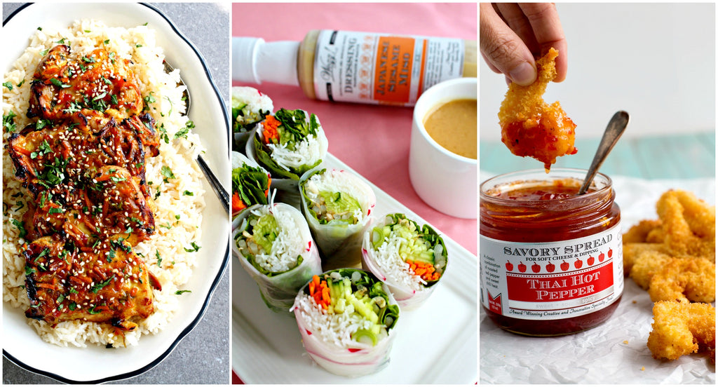Asian Sauces | Wozz! Kitchen Creations