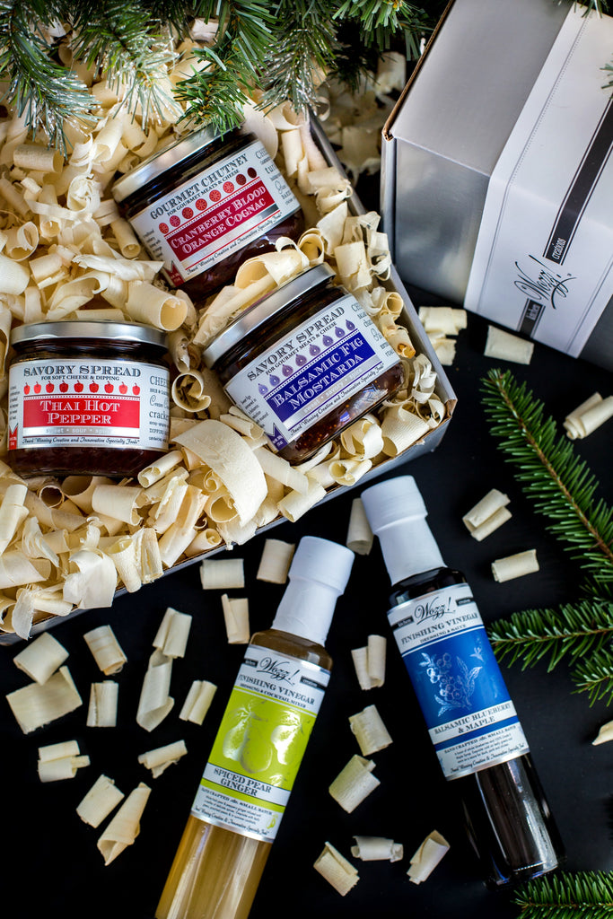 Gourmet Holiday Gift Box | Unique Gourmet Food Gifts